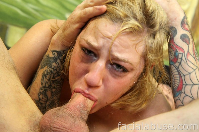 Daughter/friend Crying deepthroat pov fucking