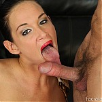 Very Rough Deep Throat and Intense Gagging Blowjob For Tory Lane