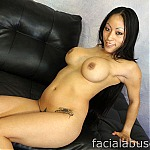 Asian Face Fuck With Busty Oriental Pornstar Gaia