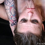 Deep Throat Gagging and Facial Abuse Makes Whore Cry