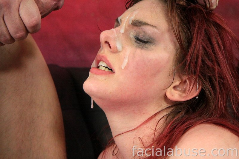 Lilith Lust Facial Abuse