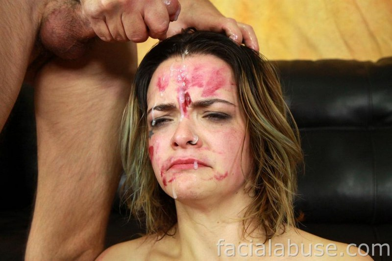 Extreme anal abuse blow job training 8
