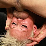 Sexy Blonde Ruby Octroi Gets Her Face Fucked and Ass Penetrated