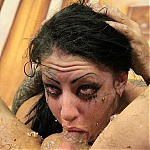 Teen Slut Molly Smash Gets Her Throat Fucked So Violently She Pukes