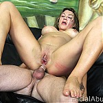 No Limits Deep Throat Leaves Slut Leena Sky In A Mess