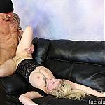 Amateur Blonde Face Fucks Hard Cock