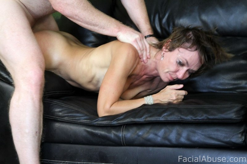 Short anal and facefuck 4