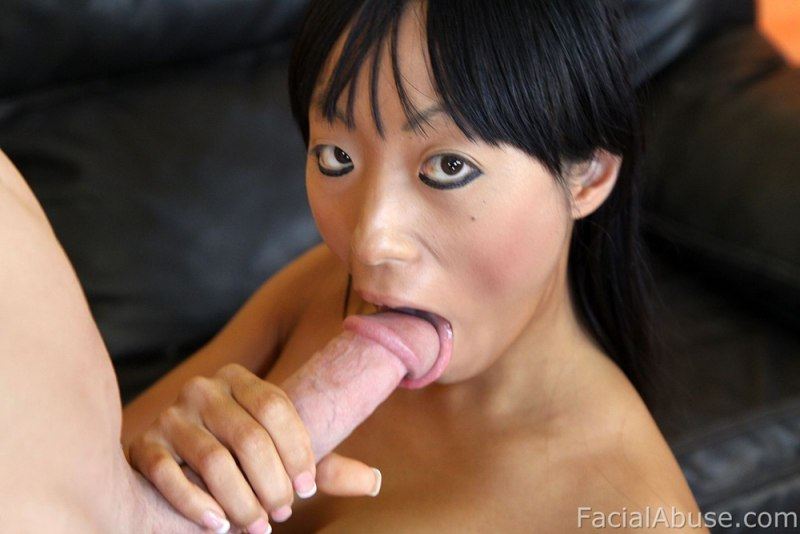 Hot asian face fuck · Is masturbation as pleasurable as sex