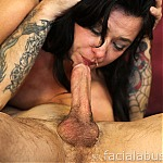 Brutal Face Fuck Leaves Facial Abuse Whore Danica Dillion Crying and Puking