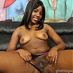 Extreme Ebony Deepthroat With Sexy Pornstar Carla Chillz