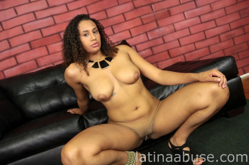One favourite latina abuse two black cocks cock,nice pussy,bad