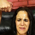 Latina Puta Christy Cruz Gets Her Throat Penetrated and Ass Stuffed