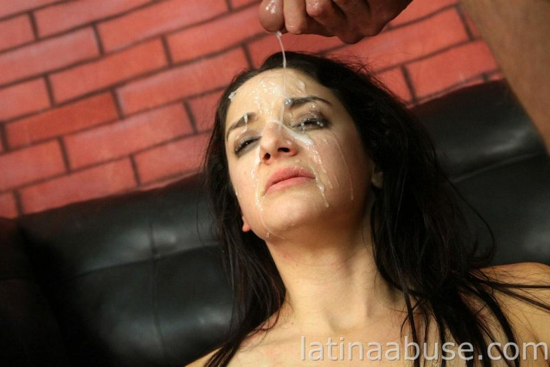 image Brutal fucking and gagging my amateur wife