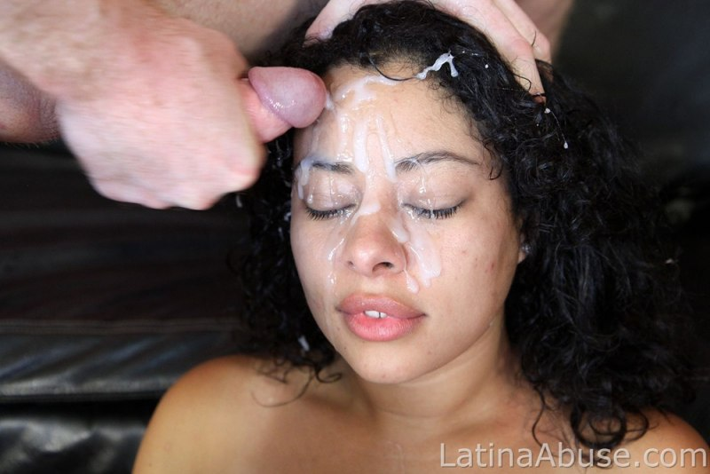 latina throat fuck