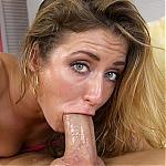 Sheena Shaw Throat Fucking A Big Cock Balls Deep