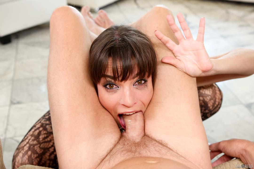 Cock Down Throat 77