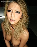 Hot Blonde Japanese Babe Sakura Kiryu First Time Face Fuck