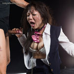 Asian Girl Yuma Miyazaki Is Tied Up and Skull Fucked