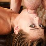 Hot Deepthroat Video Of Riley Reid Getting Her Throat Fucked