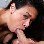 Hot Asian Porn Star Milf Dana Vespoli Gets Her Throat Stuffed
