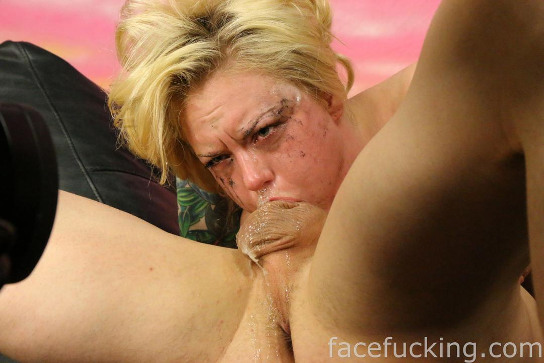 Mindy Deep Is Face Fucked & Humiliated - FaceFuckingPorn.com