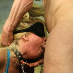 Submissive & Nasty Little Girl Mindy Deep Is Back For Round Two