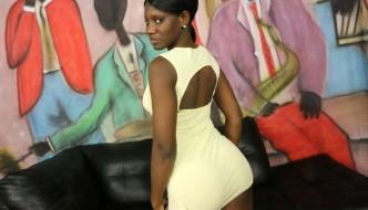 Ebony Slut Kay Love Returns For Extreme Throat Fucking & Anal Sex