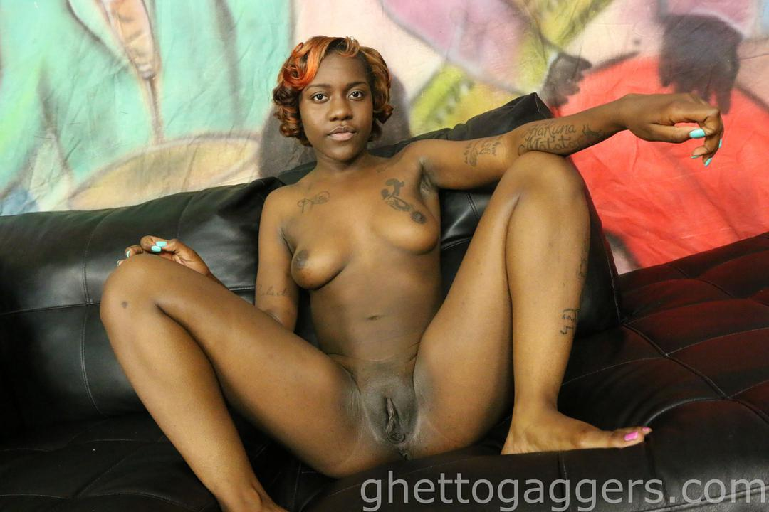 ghetto black women porn