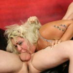 BBW Jade Rose Is Put Through Her Paces In Extreme Deep Throat Video