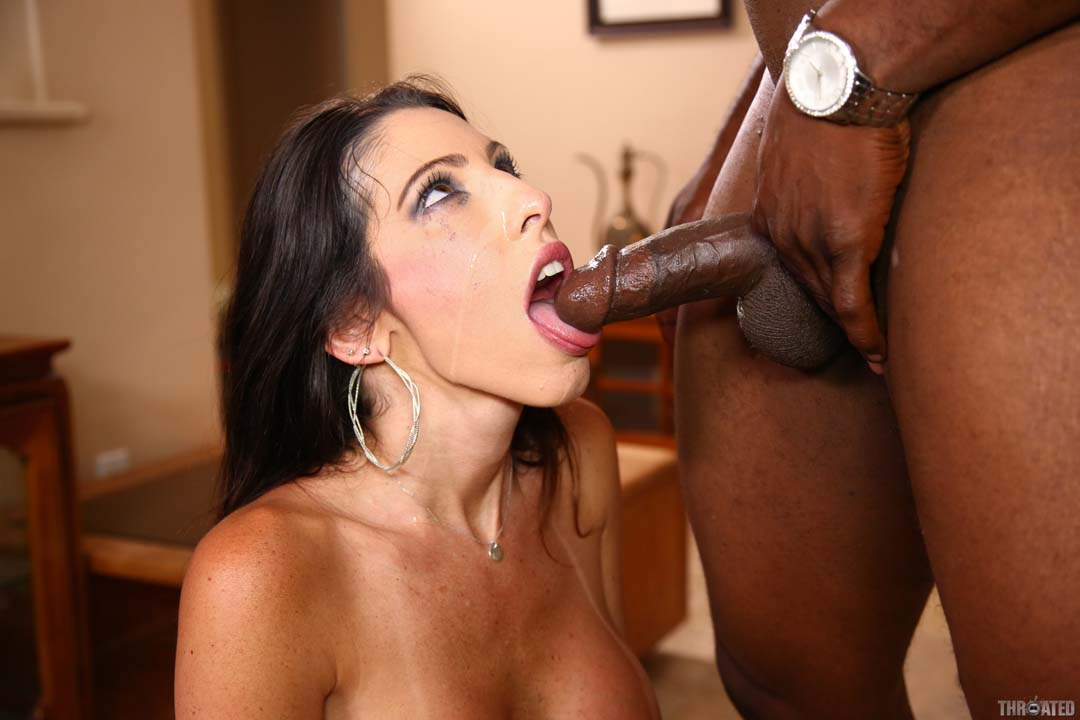Dava foxx sucks big dicks and fucked in the gloryhole 10