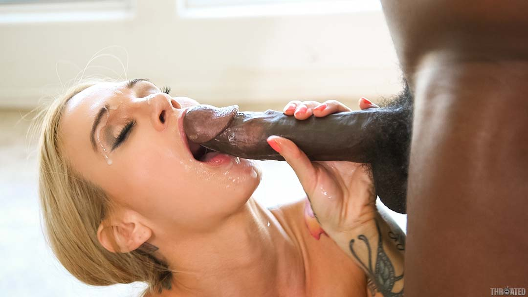 interracial bisexual blowjob bareback cumshots