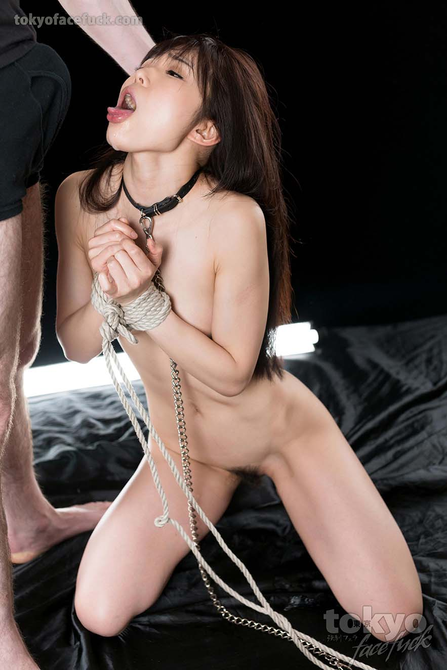 Akari asagiri gets cock in the butt hole during harsh anal 4