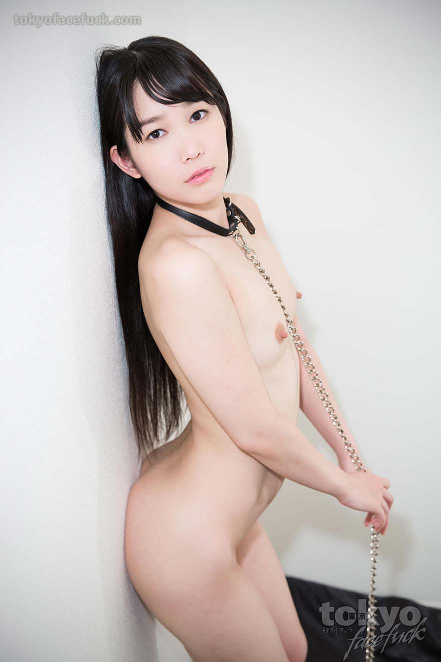 Innocent Asian Girl Yui Kasugano Is Turned Into A Face -2934