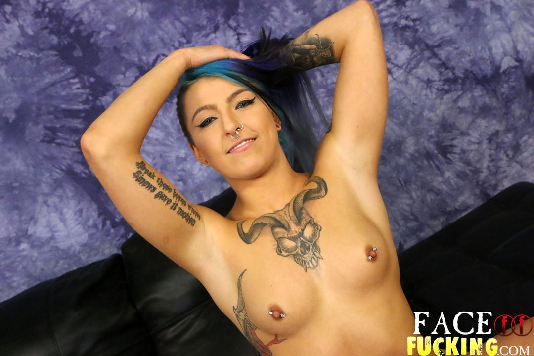 Facial hair porn star