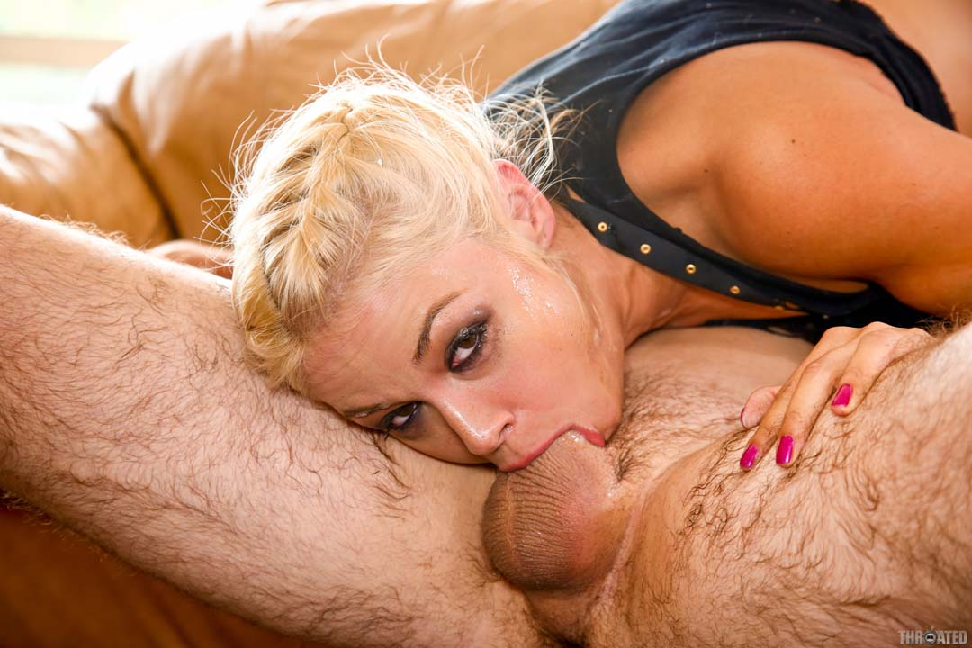 Idea sarah vandella deepthroat big cock