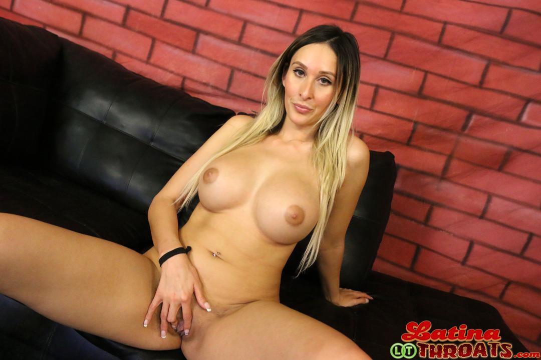Hot Busty Latina Deanna Dare Brutally Throat Fucked  Ass -6004
