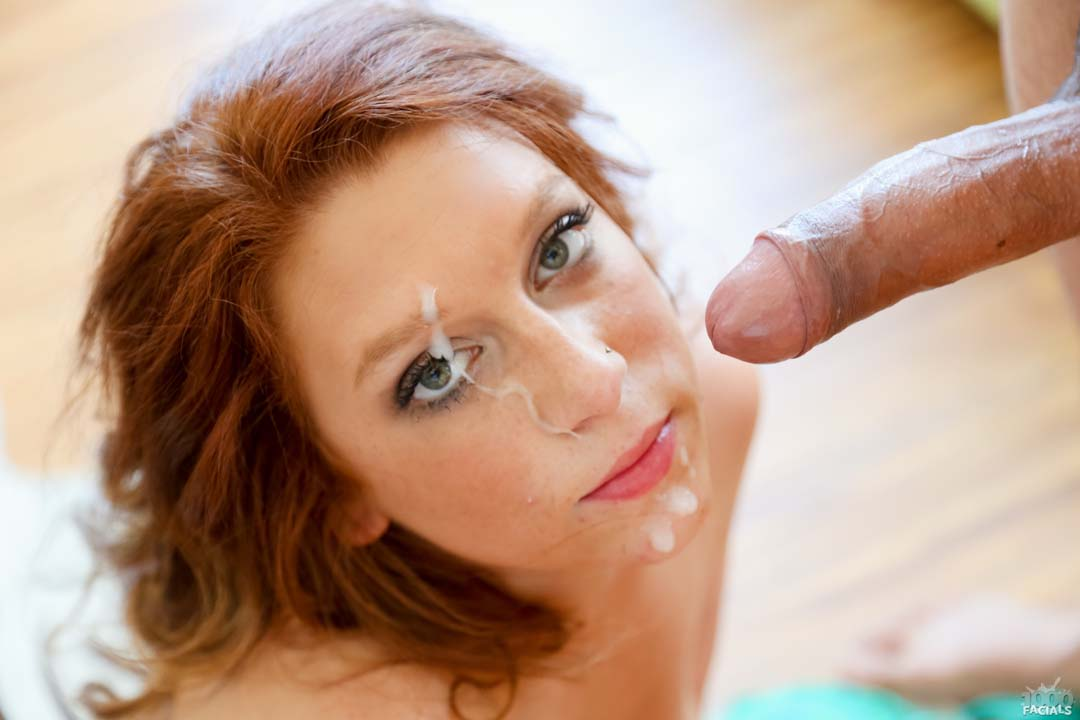 Redhead facial