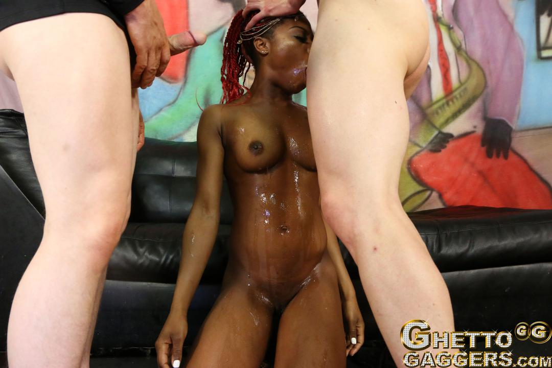 Ghetto girl gets fucked are
