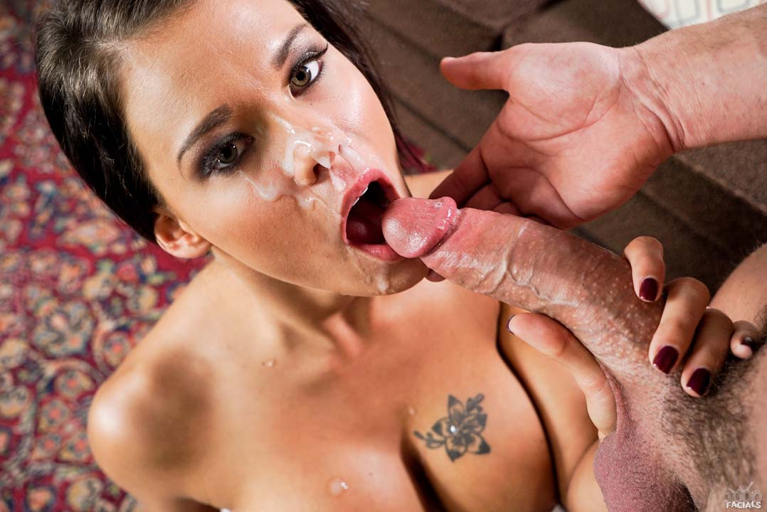 Best blowjob facials bukkake fuck