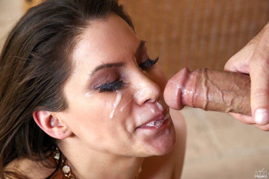 1000facials blondie039s cute face got facialized 3