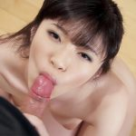 Gagging Asian cumslut Sara Yurikawa chokes on a hard dong