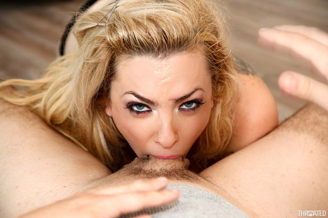 Those eyes slut cock sucker - 3 part 10