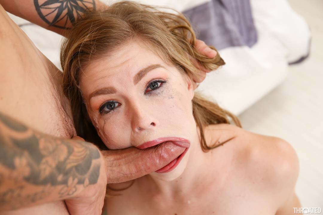 Amateur she slides back and forth on his long dong - 2 part 8
