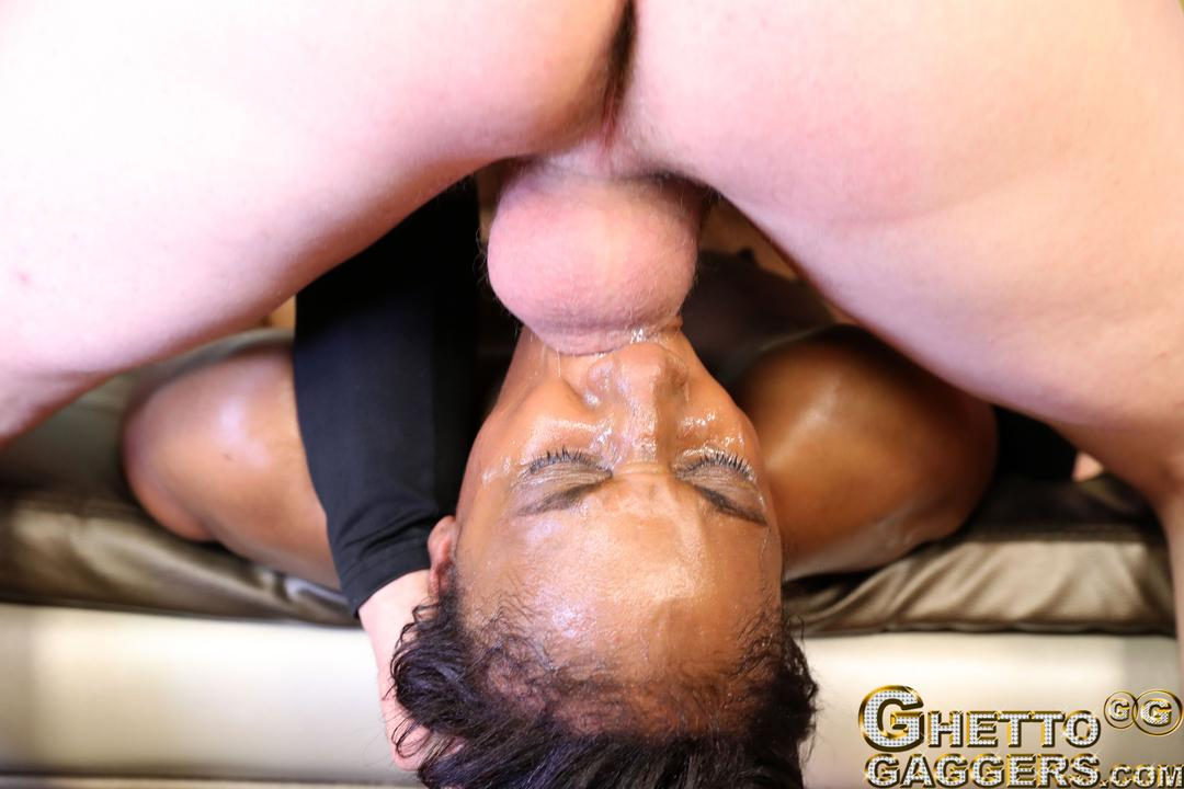 Chubby blonde loves black cock-5984