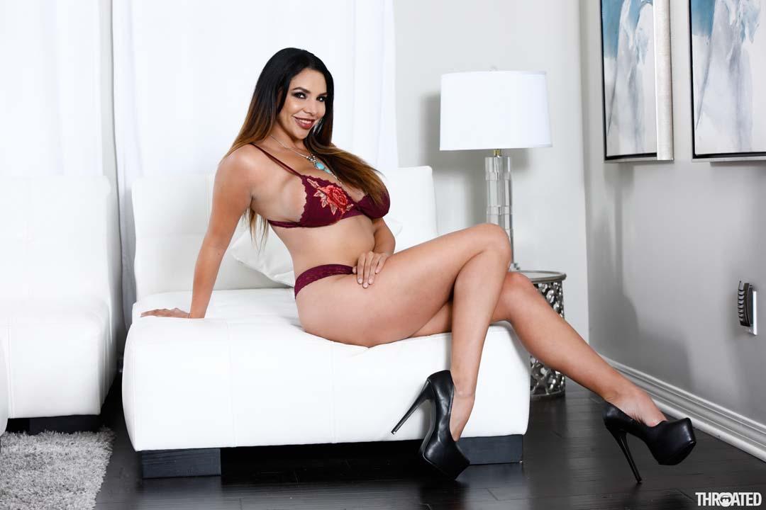 Sexy Latina Maid Fucked