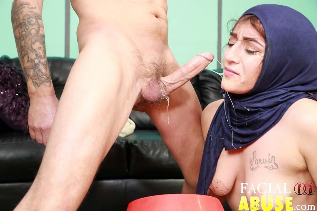 Muslim girl fucked