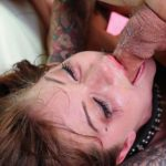 Pretty Whore Gets Her Face Penetrated With 19 Inches For 77 Minutes!