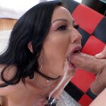 Jennifer White Will Gag On Your Hard Cock & Swallow Your Cum Load!